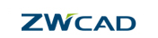 Logo ZWCAD AutoCAD alternative compatible with AutoFLUID 2009 by Traceocad