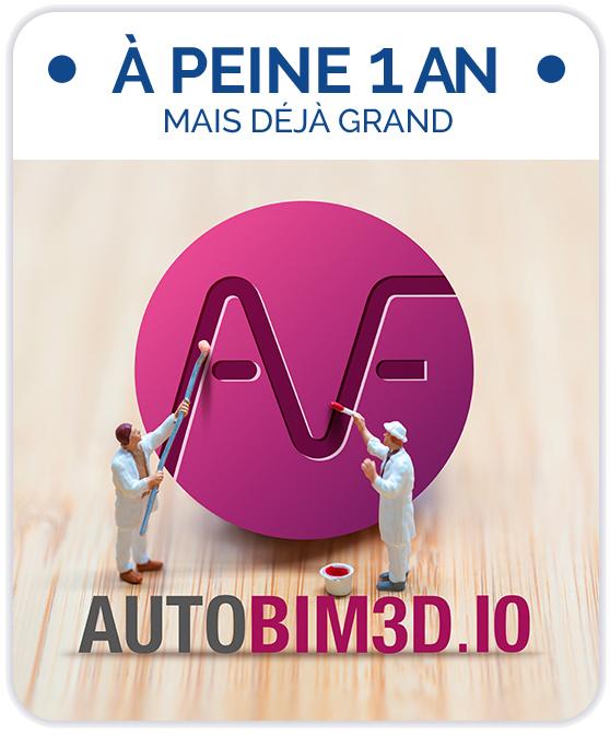 Promotion AUTOBIM3Dsuite logicielle AUTOFLUID 10