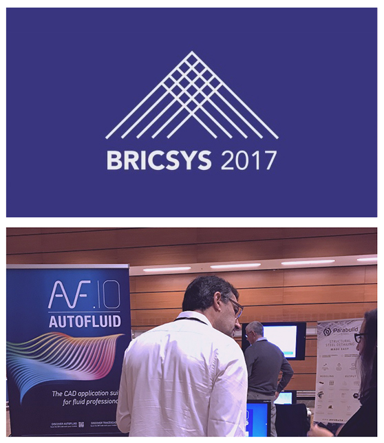 Bricsys 2017 Paris conference - CAD MEP software