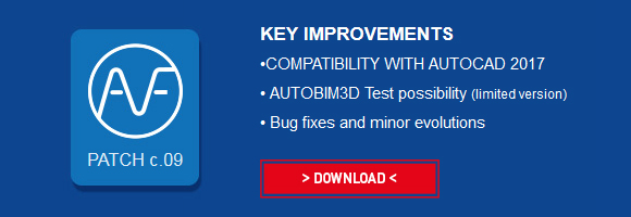 Patch c09 for AUTOFLUID 10 - Free trial version of AUTOBIM3D