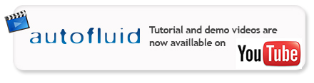 Tutorial and demo video for AutoFLUID 2009  are now available on YouTube